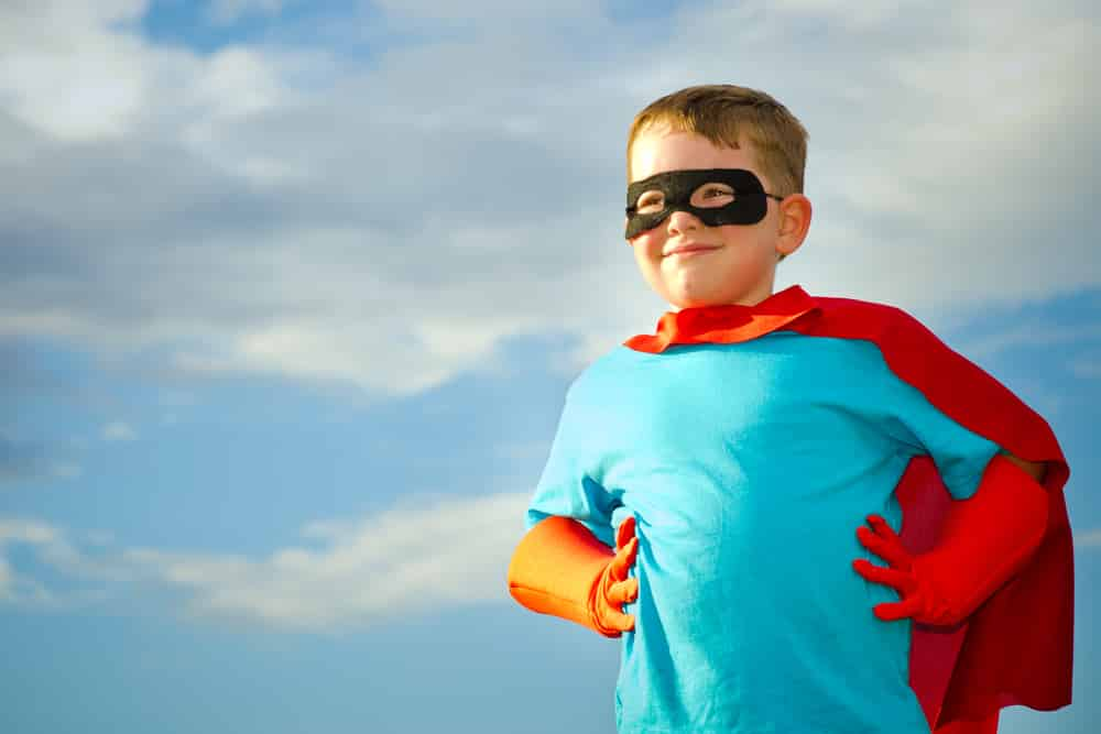 building self esteem in kids